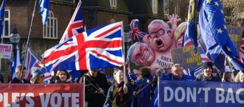 Movilización Brexit en Reino Unido (Licencia Creative Commons)