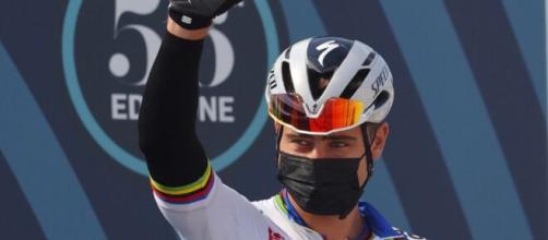 Peter Sagan alla Tirreno Adriatico