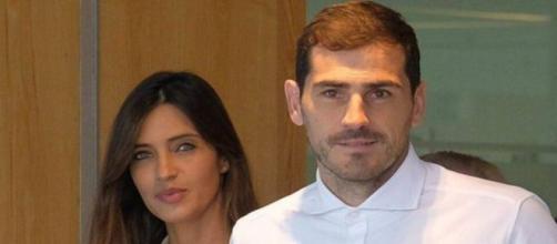 Sara Carbonero e Iker Casillas anunciaron su separación definitiva (Twitter@telecincoes)