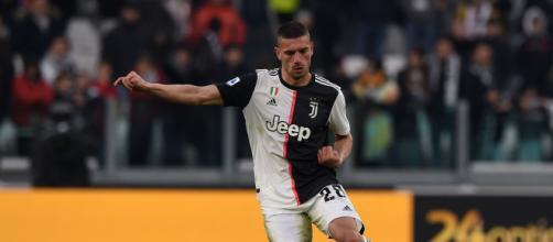 Il difensore Demiral potrebbe lasciare la Juventus.
