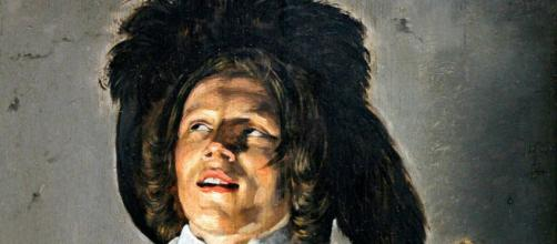 Judith Leyster's The Serenade (detail) (Image source: Flickr/arthisotry390)