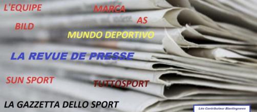 La revue de presse de Léo contributeur Blastingnews