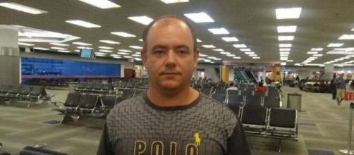 Vítima fatal da Covid-19, Silvio Krammers era ajudante de ordem de Bolsonaro (Reprodução/Redes Sociais)