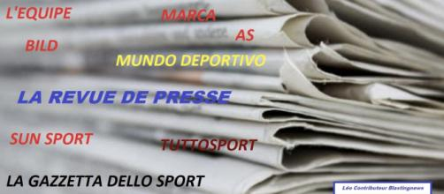 La revue de presse ©Léo contributeur Blastingnews