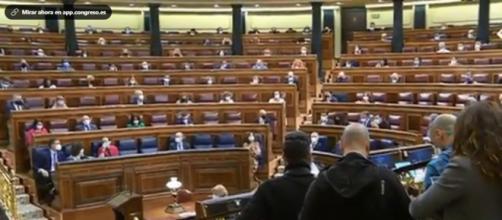 Las reacciones en contra sobre la frase 'Vete al médico' que Carmelo Romero pronunció a Errejón (Captura de Vídeo)