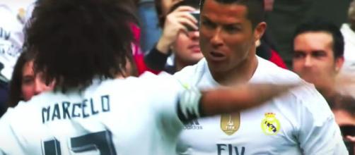 Marcelo et Cristiano Ronaldo bientôt réunis sous le maillot du Real Madrid ? - Photo capture d'écran vidéo Youtube