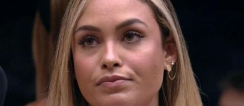 Sarah, do 'BBB21', disse não ter cumprido isolamento social (Reprodução/TV Globo)