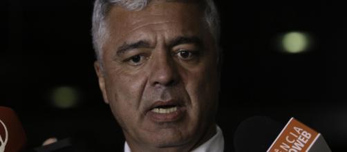 Senador Major Olimpio tem morte cerebral após ser vítima da Covid-19 (Agência Brasil)