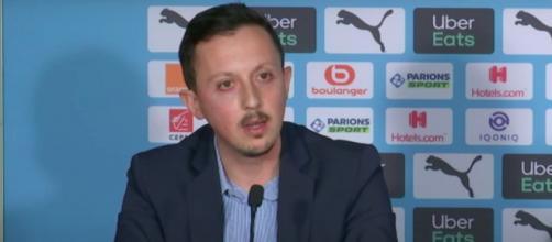 Vente OM : Longoria ne serait qu'un président de passage - Photo capture d'écran vidéo Youtube La Provence
