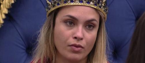 'BBB21': Juliette ignora abraço de Sarah após prova do líder (Reprodução/TV Globo)