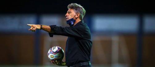 Grêmio não desiste de ter Grohe, e Fifa pode facilitar volta do goleiro (Lucas Uebel/Grêmio)