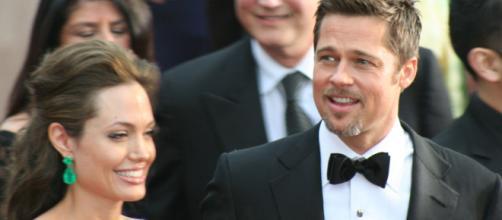 La dorada pareja formada por Angelina Jolie y Brad Pitt terminó de la peor manera.(Foto: Wikipedia Creative Commons)