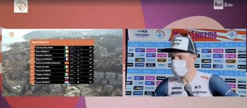 Milano-Sanremo vince Jasper Stuyven