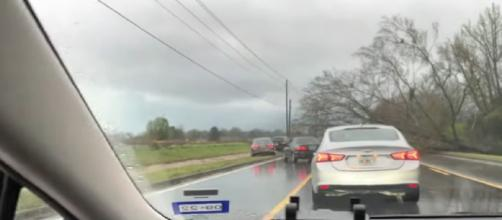 Tornado outbreak Deep South (Image source: SC Weather/YouTube)