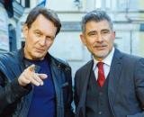 Un Posto al Sole: Franco Boschi e Roberto Ferri
