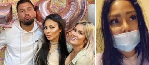 """Affaire Carla Moreau : Kevin Guedj débarque à Dubaï et Maeva Ghennam s'excuse auprès de Carla : """"Toute cette histoire est fausse !"""""""