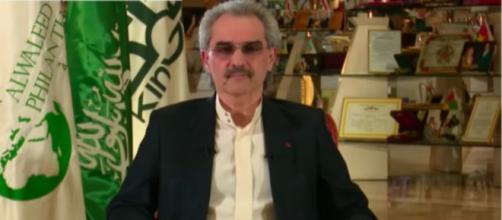 Al-Walid ben Talal pourrait racheter l'OM - Photo capture d'écran vidéo Youtube
