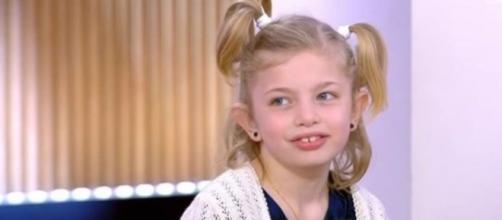 Cette petite fille de 5 ans transgenre fait le buzz - Photo capture d'écran vidéo