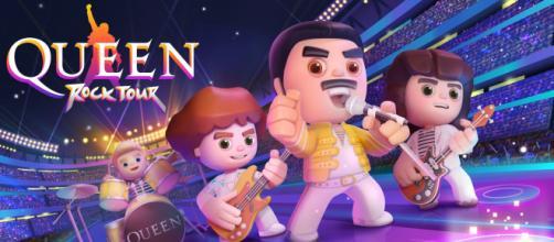 I Queen tornano sul palco con un mobile game ufficiale.