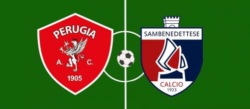 Perugia – Sambenedettese ore 17.30, anticipo della 28^ giornata del Girone B della Serie C.