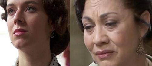 Una vita, spoiler sino al 14 marzo: Genoveva mente a Felipe, Bellita si sente in colpa.