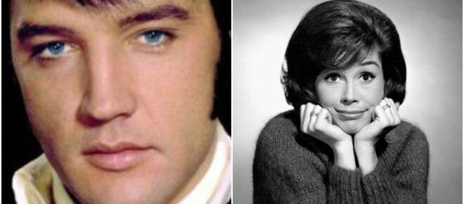 Elvis Presley affection once turned down by Mary Tyler Moore