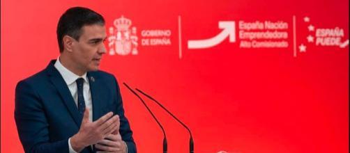"""Sánchez ha afirmado que el """"narcicismo"""" ha estado presente durante el Gobierno de Ayuso (Instagram @sanchezcastejon)"""