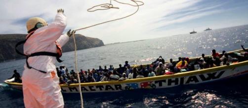 Fallece la niña rescatada de una patera en Canarias (Flickr)