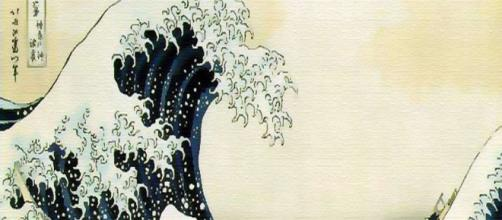 Hokusai's The Great Wave (Image source: Dystopos/Flickr)