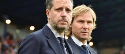 Juventus, dopo il ko contro il Benevento parla Paratici