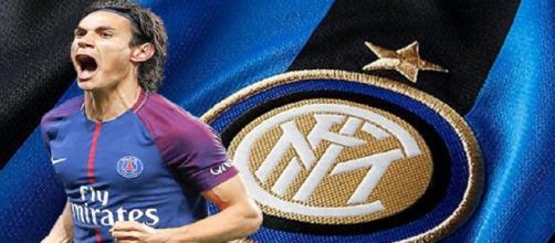 L'Inter torna su Edinson Cavani.