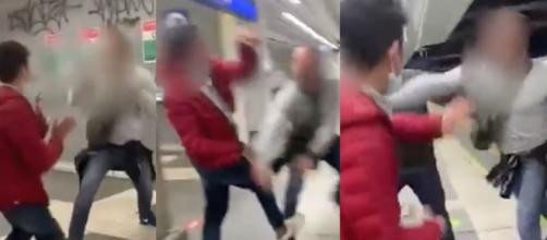 Aggressione omofoba a Roma: due ragazzi picchiati a calci e pugni perché si baciavano