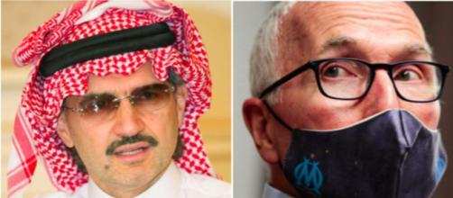 Al-Walid Ben Talal serait proche de racheter le club - Photo captures d'écran photo Twitter