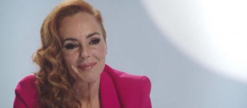 Rocío Carrasco se rompe a llorar al hablar de sus dos hijos (Telecinco)