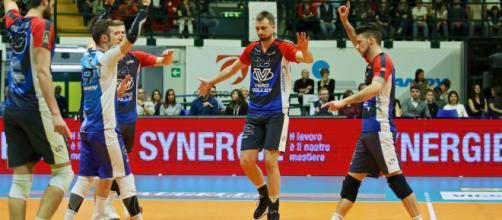 Vero Volley Monza ha raggiunto una storica semifinale.