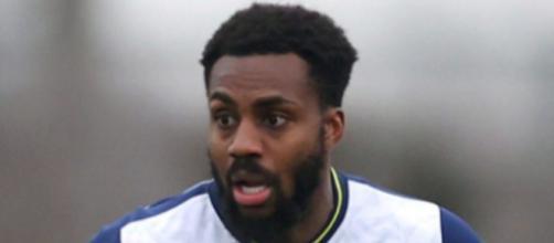 Danny Rose, terzino del Tottenham.