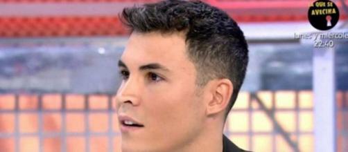 Kiko Jimenez ex de Gloria Camila y novio de Sofía Suescun (@DeluxeSabado)