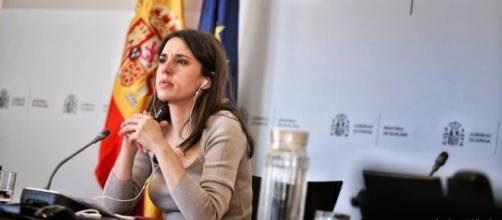 Montero ha remarcado que en España dan una lucha tenaz para erradicar la violencia contra la mujer (Instagram, @i_montero_)