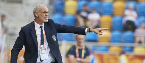 Amaro Nicolato, Ct dell'Italia: 'Alcuni di questi ragazzi non hanno il ritmo partita, sicuramente nel secondo tempo si poteva fare meglio'.
