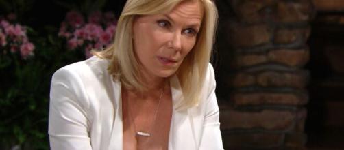 Beautiful, anticipazioni 5-11 aprile 2021: Quinn minaccia Brooke, Thomas usa Zoe.