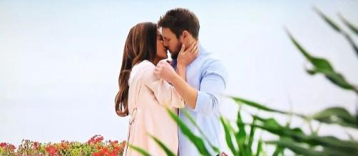 Beautiful, spoiler al 3 aprile: Liam bacia Steffy, Hope lo lascia e si infuria con lui