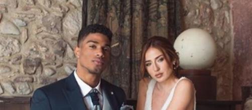 Dorothy y Jorge Javier, solteros de LIDLT 2 se casaron (Foto Instagram @dorothycolladoo)