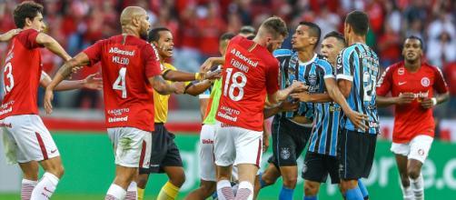 Grêmio deve 'abrir mão' do Gre-Nal pela Libertadores (Lucas Uebel/Grêmio)
