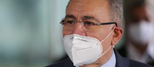 Marcelo Queiroga é empossado como ministro da Saúde (Fábio Rodrigues Pozzebom/Agência Brasil)