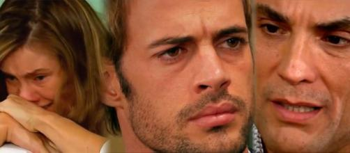 Osvaldo descobre a verdade (Fotomontagem/Reprodução/Televisa)