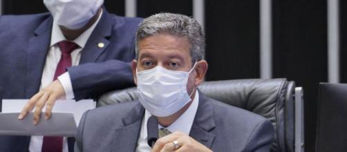 """Arthur Lira dá """"sinal amarelo"""" para governo Bolsonaro (Pablo Valadares/Câmara dos Deputados)"""