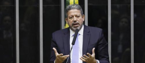 Arthur Lira faz discurso duro (Luis Macedo/Agência Câmara)