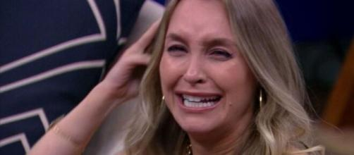 Carla Diaz foi eliminada do 'BBB21' (Reprodução/TV Globo)