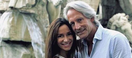 Cecilia Gómez y Marco Vricella en una imagen de cuando todavía eran pareja (Foto Instagram, @ceci.gomez)