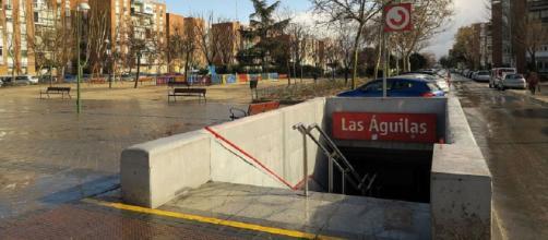 Estación de Las Águilas (Creative Commons)